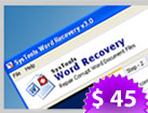 MS Word File Recovery Tool